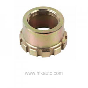 Grooved Nut